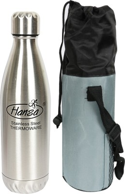 Luminarc Hansa stainless steel Thermoware Hot and cool bottle 500 ml Bottle