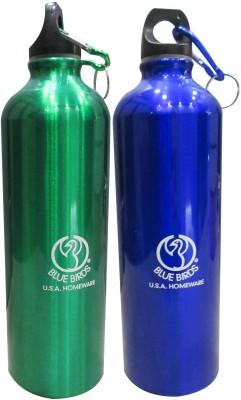 Blue Birds Opaque Sries 750 ml Water Bottles