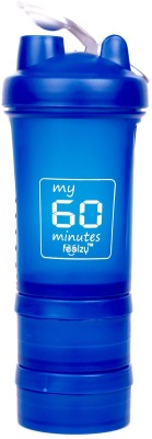 My 60 Minutes Blue Big Boy Gym Shaker 500 ml Sipper