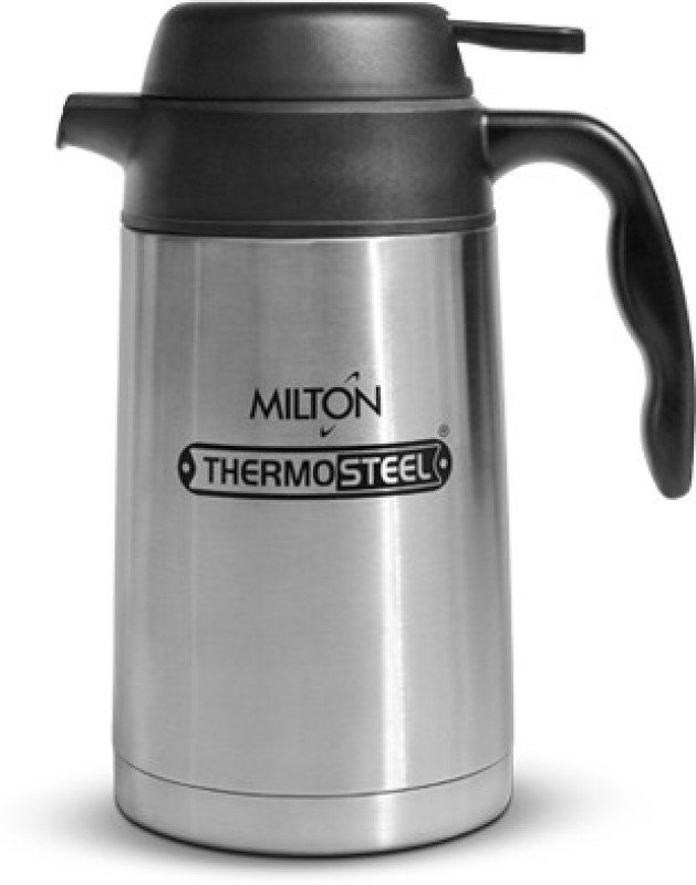 Milton Thermosteel Astral 1200 1200 ml Flask(Pack of 1, Steel/Chrome)