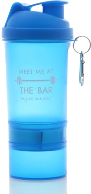 My 60 Minutes Gym Shaker 500 ml Bottle