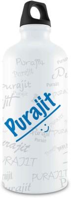 Hot Muggs Me Graffiti - Purajit Stainless Steel Bottle, 750 ml 750 ml Bottle