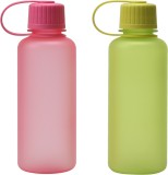 Boxmantra Colorful 500 ml Bottle (Pack o...