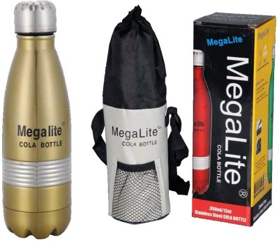 MegaLite Stainless Steel Cola 350 ml Flask