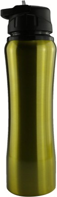 ANNI CREATIONS Glossy Stainless Steel 1000 ml Sipper
