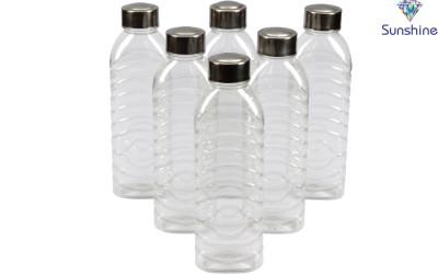 Sunshine Lara With Designer Cap (Pack of 6) 1000 ml Bottle