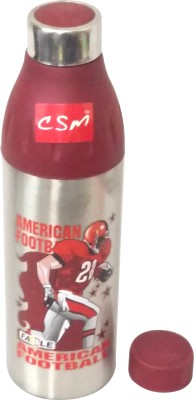 CSM Aqua Steel Sports With Extra Cap 1200 ml Bottle