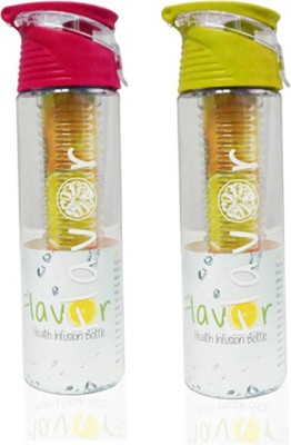 Flavor Water Infusion With Fruit Infuser-FO19 700 ml Bottle