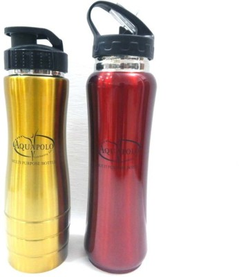 AQUAPOLO Stainless-Steel-Bottle-105 800 ml Bottle