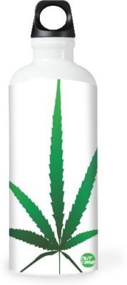Nutcase Sticker Wrap Design - Happy Leaves 800 ml Bottle