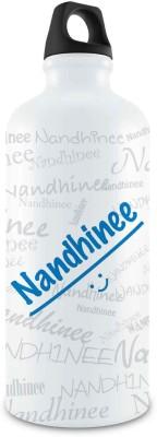 Hot Muggs Me Graffiti - Nandhinee Stainless Steel Bottle, 750 ml 750 ml Bottle