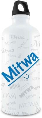 Hot Muggs Me Graffiti - Mitwa Stainless Steel Bottle, 750 ml 750 ml Bottle