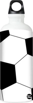 Nutcase Sticker Wrap Design - Love Soccer 800 ml Bottle