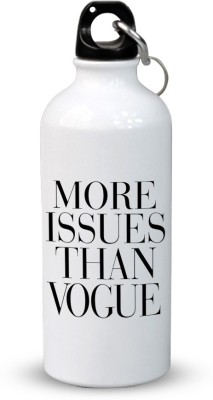 Shoppers Bucket More Issue Than Vogue 600ML 600 ml Bottle