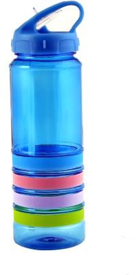 Avenue Blue Strip Sipper 750 ml Bottle