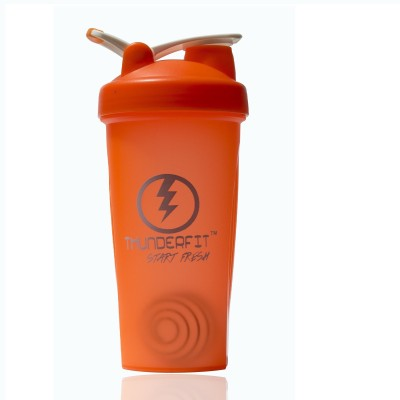 THUNDERFIT food - grade material 750 ml Sipper, Bottle, Shaker, Water Bag, Flask, Bottle Cage