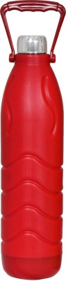 Regal Touch Insulated Cold Plastic Red 1000 ml Bottle