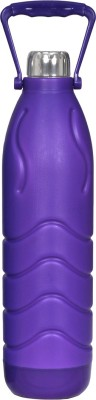 Regal Touch Insulated Cold Plastic Purple 1000 ml Bottle