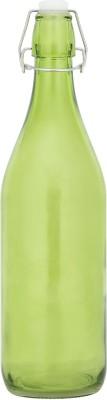 infenite Aggarwal Crockery & Scientific Stores Green Round 1000 ml Bottle
