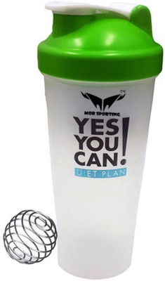 MorSporting Yes You Can Diet 600 ml Shaker, Bottle