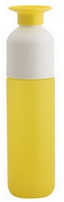 GADGE Trendy Water Upside Down Design 500 ml Bottle