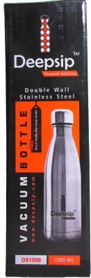 Deepsip Double wall Hot/cold liquid storage vacuum bottle 1000 ml Flask