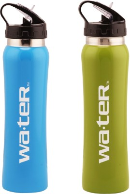 wa.ter Blue and Green combo pack 750 ml Bottle