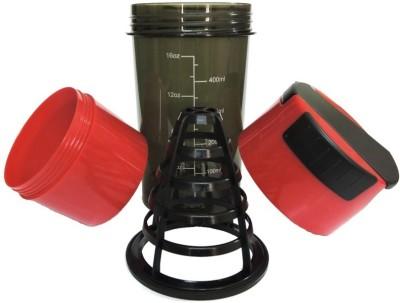 BIG Muscle Protein 500 ml Bottle, Shaker