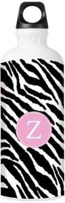 Nutcase Sticker Wrap Design - Monogram / Initial Name -Z 800 ml Bottle