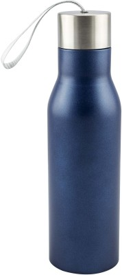 ANNI CREATIONS Glazy 600 ml Bottle(Pack of 1, Blue)