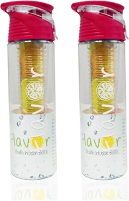 Flavor Water Infusion With Fruit Infuser-FO8 700 ml Bottle