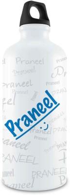Hot Muggs Me Graffiti - Praneel Stainless Steel Bottle, 750 ml 750 ml Bottle