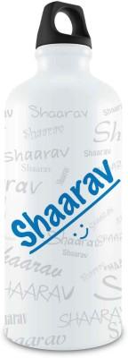 Hot Muggs Me Graffiti - Shaarav Stainless Steel Bottle, 750 ml 750 ml Bottle