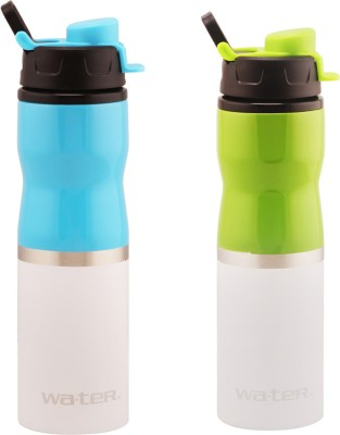 wa.ter Sporty 750 ml Water Bottles