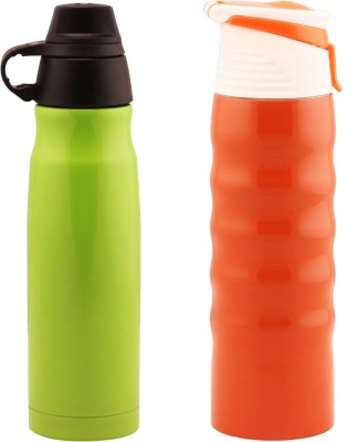 Wa.ter Steel heavy duty insulated bottles 500 ml Bottle