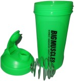 BIG MUSCLE PROTEIN 600 ml Shaker (Pack o...