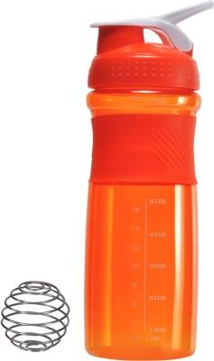 iShake Heavy Blender Orange 600 Sipper