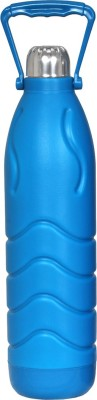 Regal Touch Insulated Cold Plastic Blue - 1000 ml Bottle