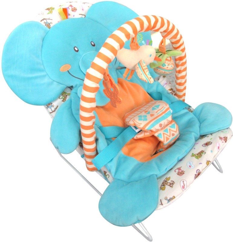 Sunbaby Elephant Baby Bouncer_SB-YY-110(Blue)