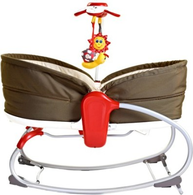 Tiny Love 3-In-1 Rocker Napper~Brown