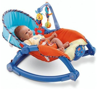 GME Newborn to toddler 3in1 portable rocker