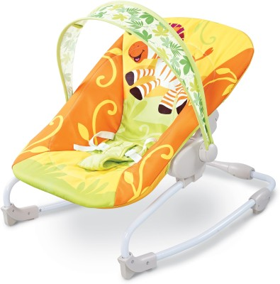 Toys Bhoomi Soothing Baby Bouncers Rocking Chair Colorful Designs, Patterns
