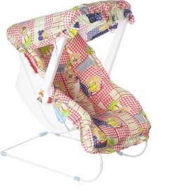 NHR Baby Carry Cot 10 in 1(Multicolor)