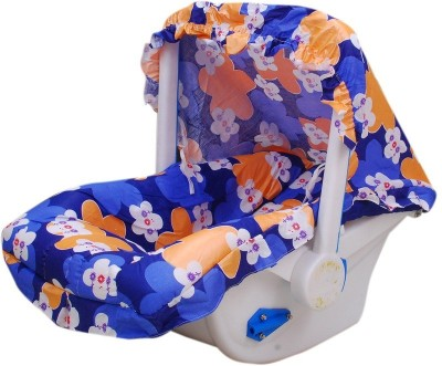 Brats N Angels Blue Carry Cot