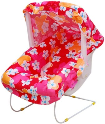 Brats N Angels Red Carry cot swing