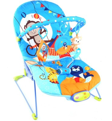 Luvlap Magic Circus Baby Bouncer(Multicolor)