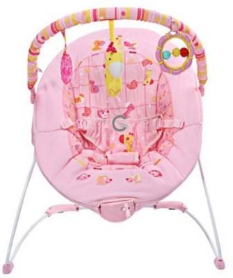 Mastela Soothing Vibrations Bouncer(Pink)