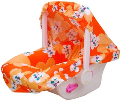 Brats N Angels Orange Carry Cot