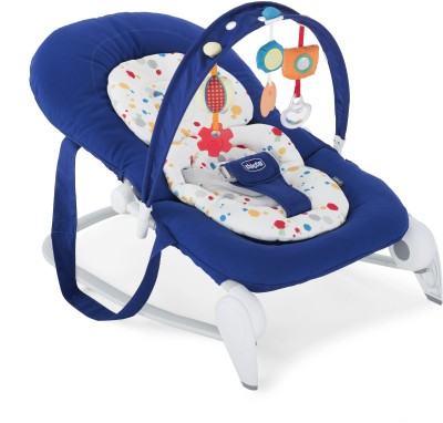 Chicco Hoopla Baby Bouncer Blue