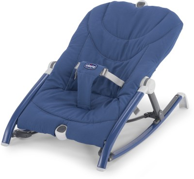 Chicco Pocket Relax Baby Bouncer Blue